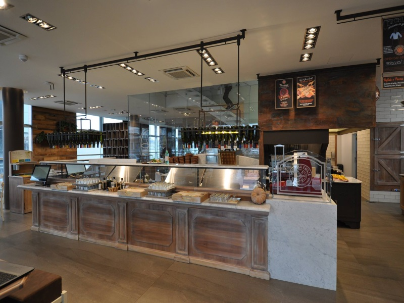 Super Arredamento bar Catania | Marino arredamenti commerciali KQ55